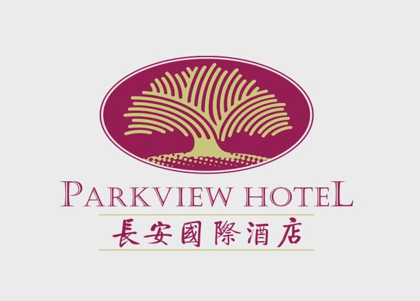 国际酒店logo设计