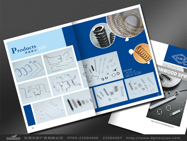 五金产品画册设计,产品目录设计
