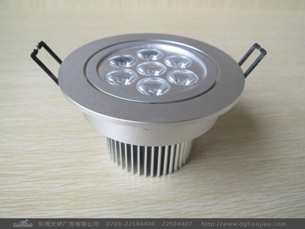 东莞LED灯摄影